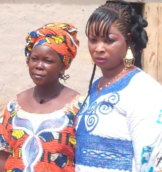 Midwives from Bamako Mali