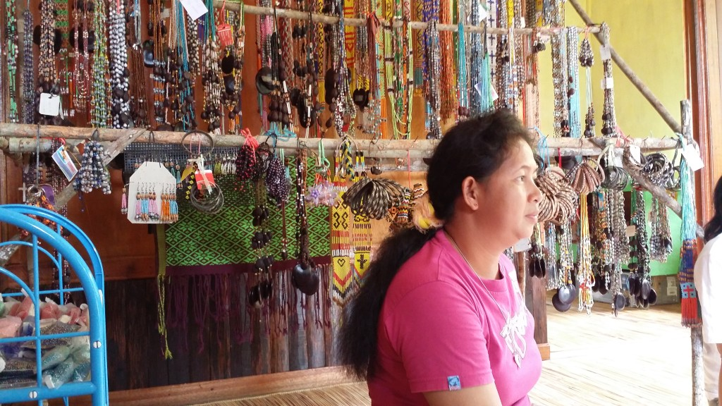 Crafters from Borneo