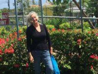 Tina Cornely visits JWF